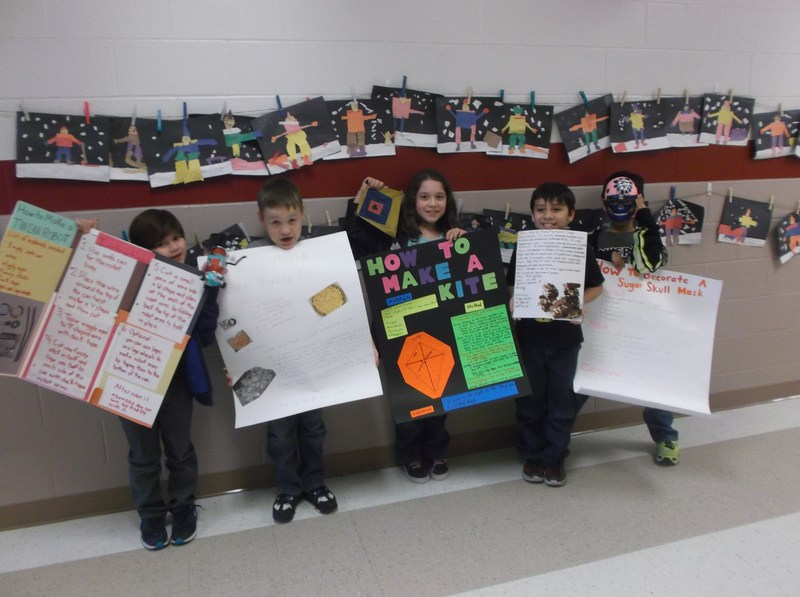 Procedural Text Posters