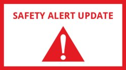 Safety Message 12/15/15