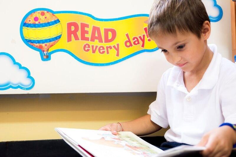 PreK-2nd Literacy Night Thursday, September 29th Thumbnail Image