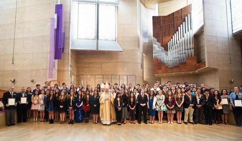 Christian Service Award Recipients