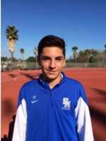 Freshman Soccer Standout Falino named OC Varsity Athlete of the Week