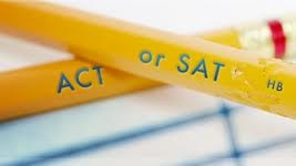 Mock SAT/ACT on Sat. January 30th from 7:45am-12:30pm