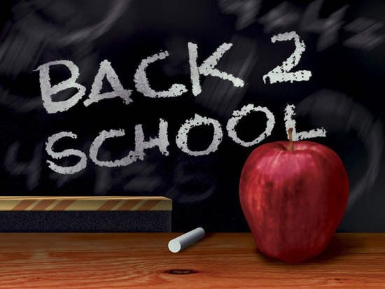 Schedule Pick-Up and Back to School Information