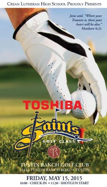 Toshiba-Saints Golf Classic May 15
