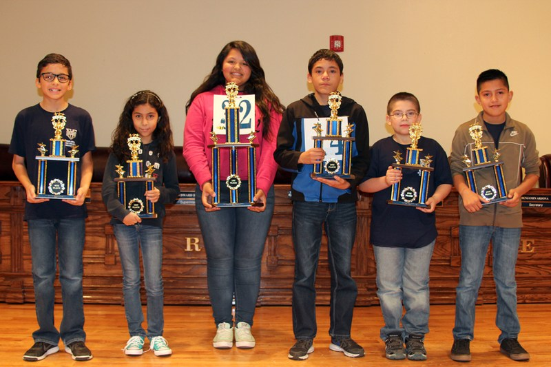 HISD Holds District Spelling Bee