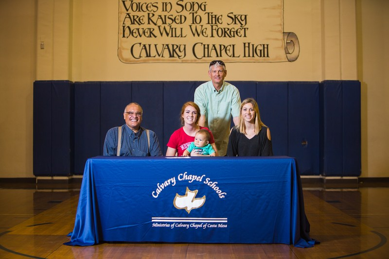 Katie Morris Signs Letter of Intent