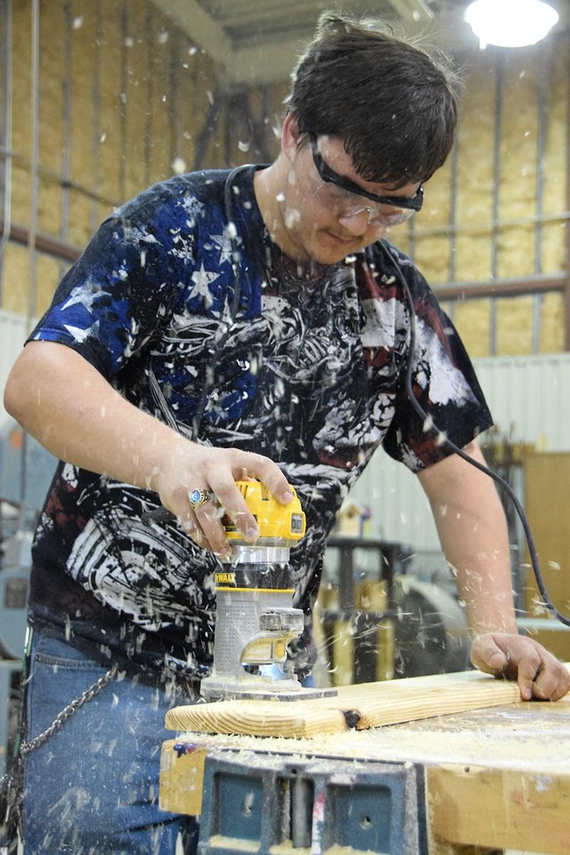 Construction Technology at SHS Creating a Buzz Thumbnail Image