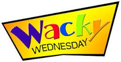 Wacky Wednesday Spirit Day is the Wednesday! Thumbnail Image