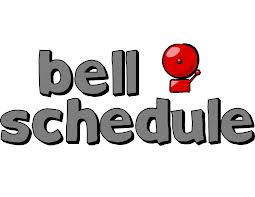 Bell Schedules - Updated