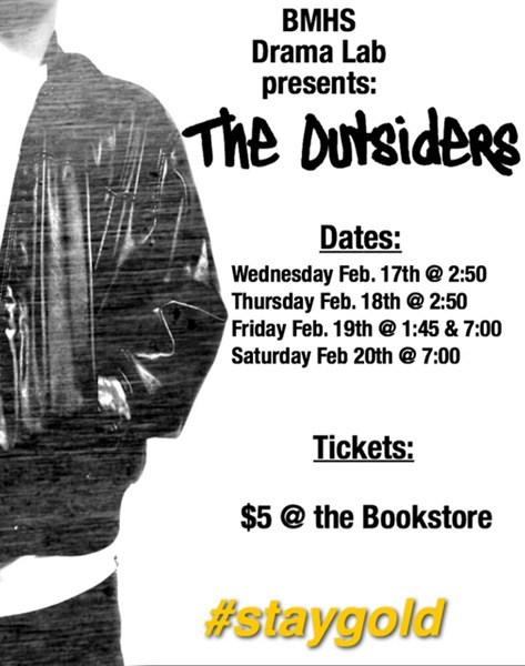 Drama Lab Presents: The Outsiders