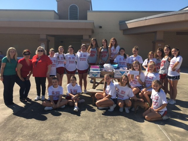 Boothville-Venice Helps Neighboring School After the Flood Thumbnail Image