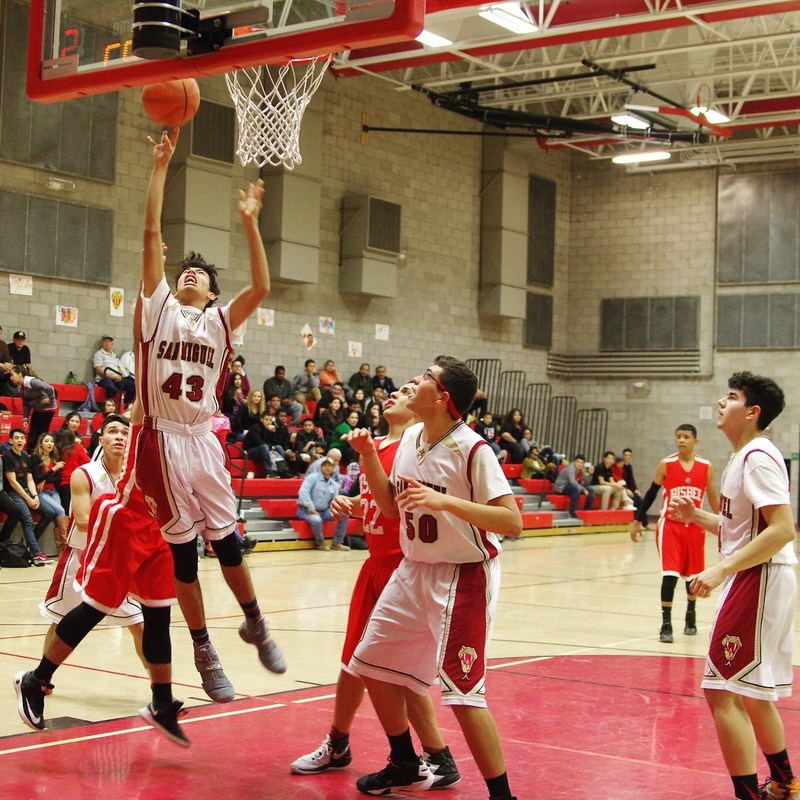 Thank you to Tucson Conquistadores for supporting San Miguel's Athletics! Thumbnail Image