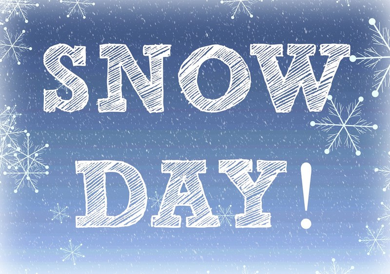 Snow Day for today, January 19th Thumbnail Image