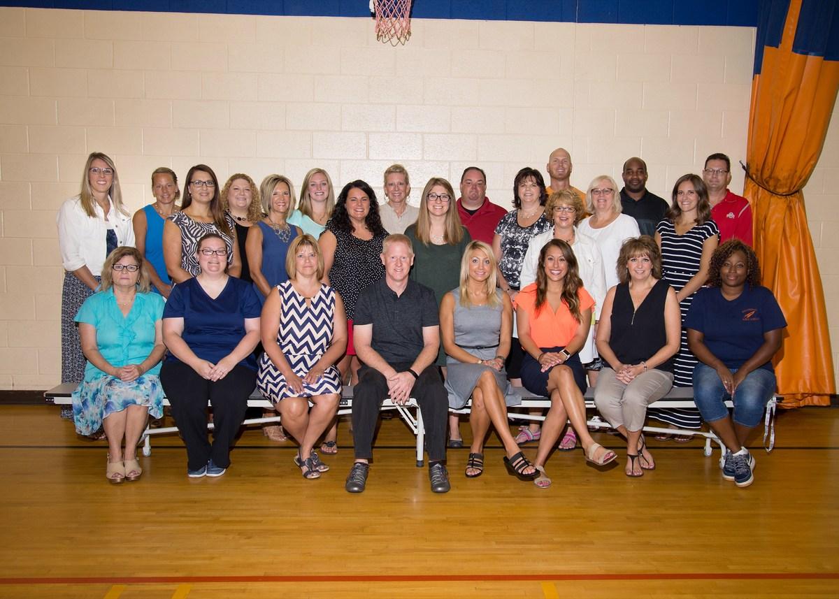 16-17 Southeast Elem Staff