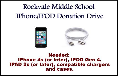 RMS Donation Drive Thumbnail Image