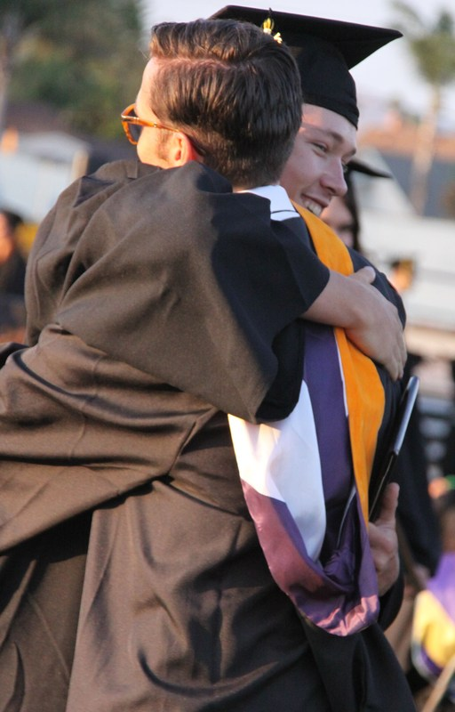EDHS Commencement Ceremony - June 10th, 2015