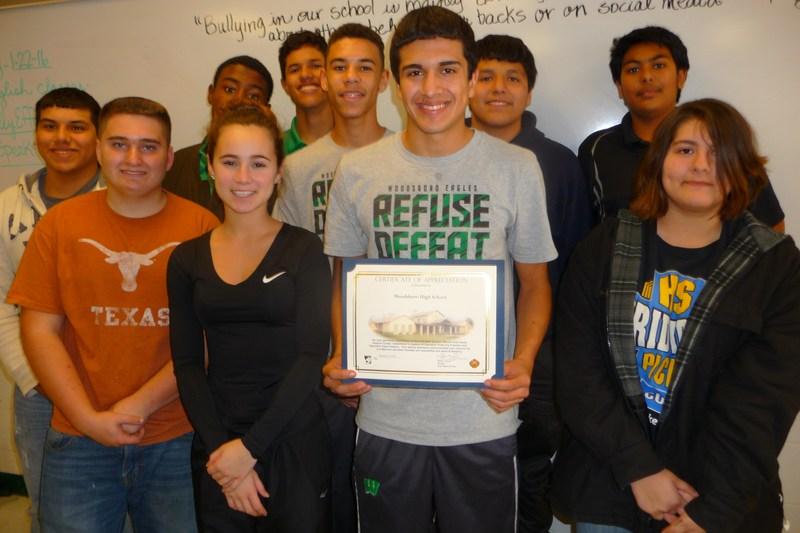 WISD Art Students Honored