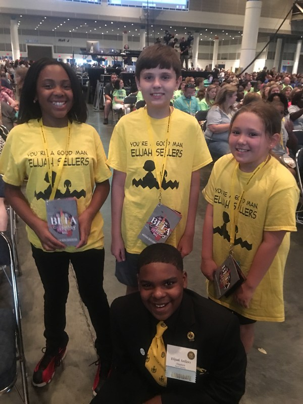 Martin Millennium Academy students attend National Junior Beta Convention Thumbnail Image