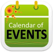 Activity and Event School Calendar 2015-2016