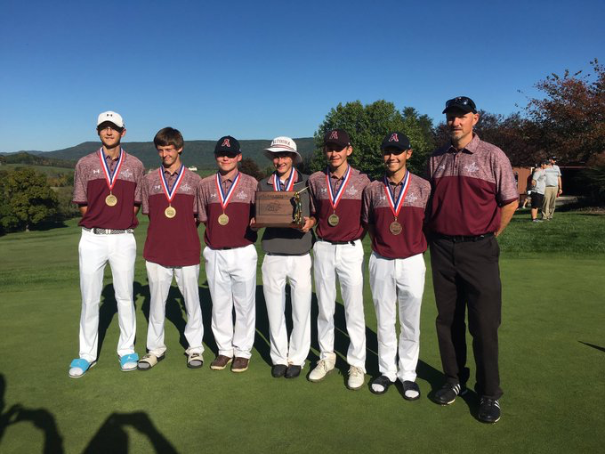 District 6 Golf Champions