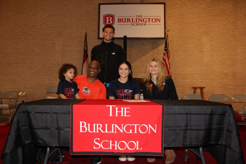 Deja Cousin '16, First-Ever Division 1 Signee at TBS!