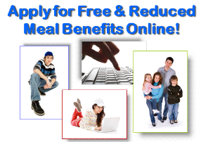 Apply for Free & Reduced Meal Benefits Online!