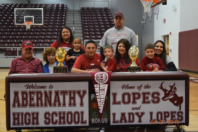 Ryan Soliz Signs Letter of Intent to Play Football With Southern Nazarene University.