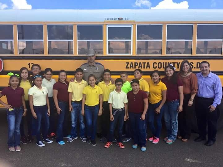 ZMS Kicks off 2015 National School Bus Safety Week