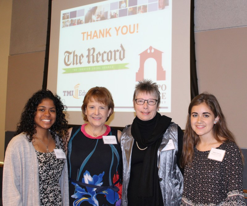 Mrs. Mistretta and Ms. Chelotti Named Outstanding Educators Thumbnail Image