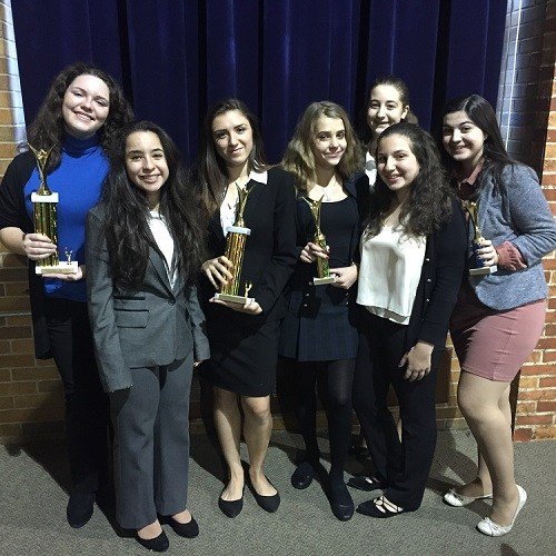 Speech Team Continues to Shine! Thumbnail Image