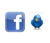 Like us on Facebook Follow us on Twitter