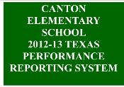 2012-13 Texas Performance Reporting System (TPRS)