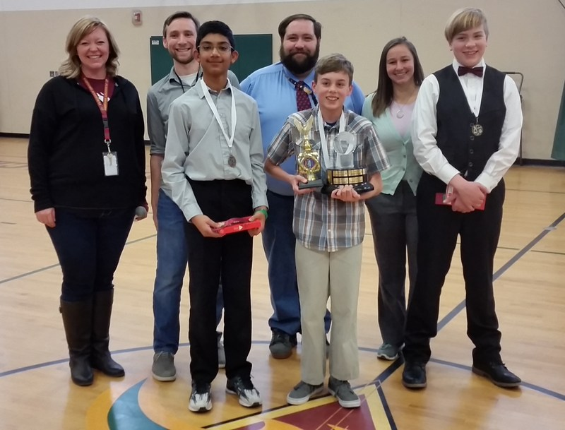Flagstaff Academy Middle School STEM Fair Hits a New High! Thumbnail Image