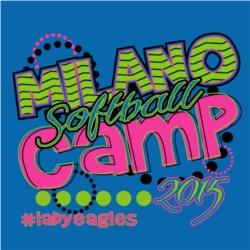 Lady Eagle Softball Camp 2015