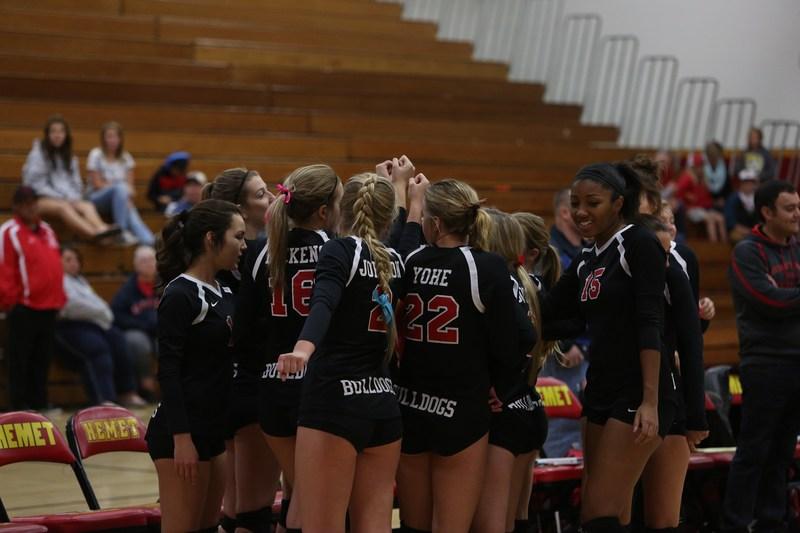Hemet Girls Volleyball Season Ends