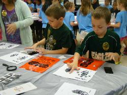 Elementary Students Attend Hands-On Career Exploration Day