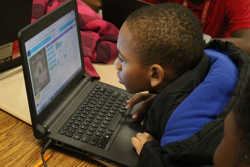 Lancaster ISD joins the Global Circuit with the Hour of Code