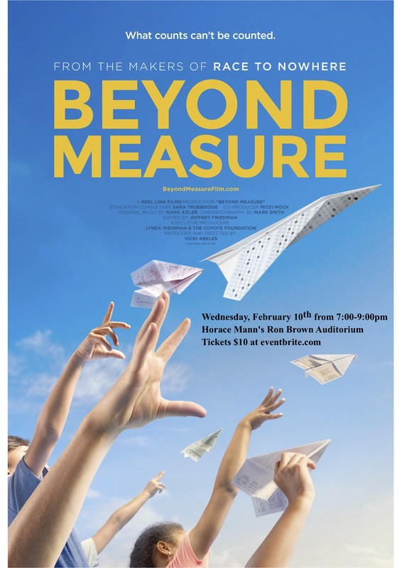"""Beyond Measure"" Screening Next Week"