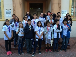 El Sereno MESA Program Receives Top Honors