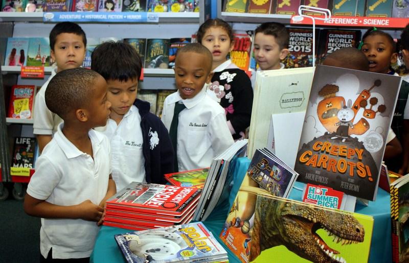 Superintendent asks for parental help in summer reading program for students