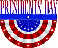 President's Day - Monday, February 15th