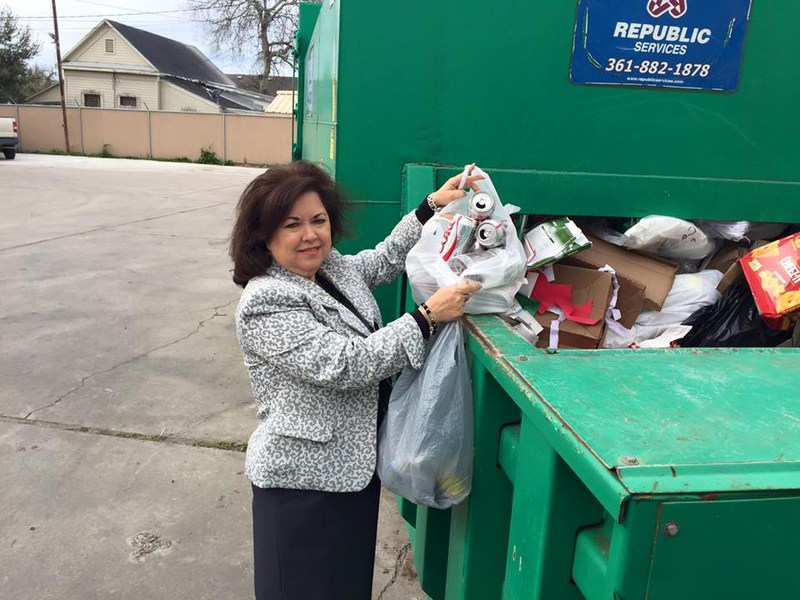 KISD Administration Answers the City's Recycling Challenge