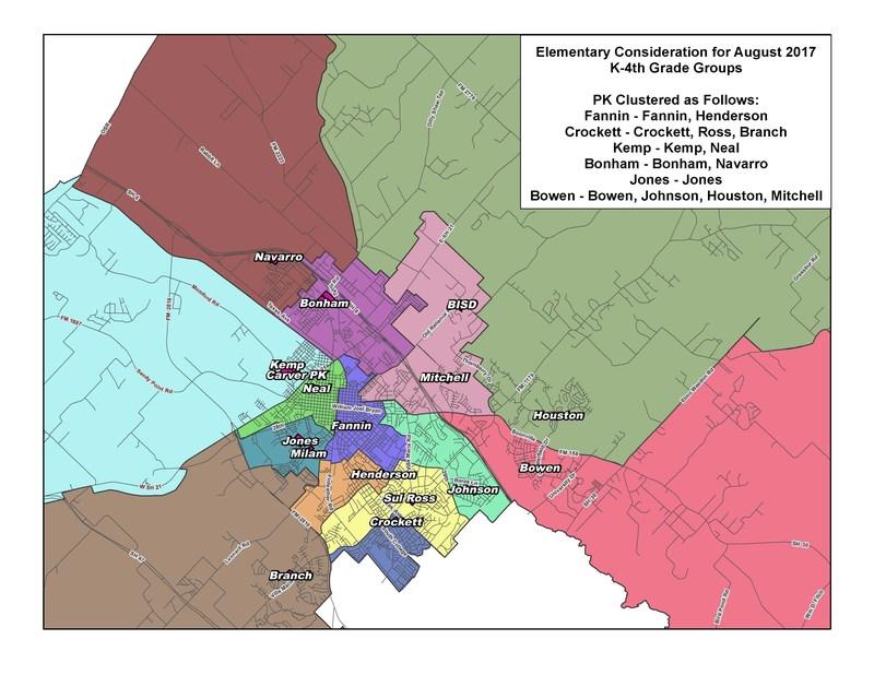 Elementary Zones