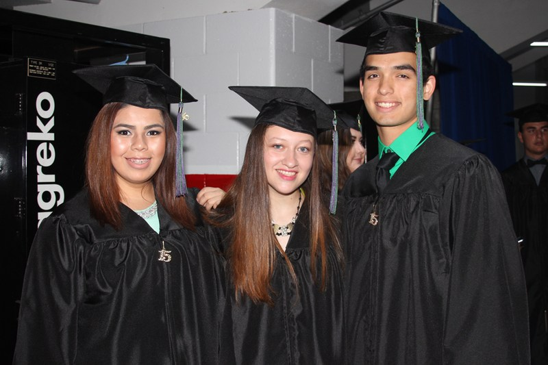 HECHS Students Graduate From STC!