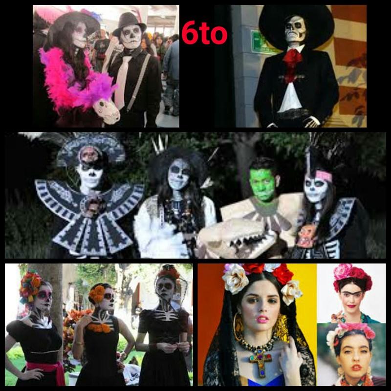 Vestuario Tardeada del Día de Muertos Thumbnail Image