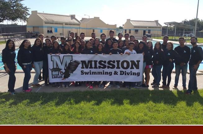 Congratulations Mission High School Swim Team