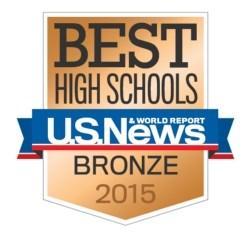 U.S. NEWS AND WORLD REPORT BRONZE AWARD
