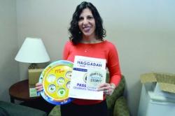 Seder in Box: jHub Interfaith Outreach Initative