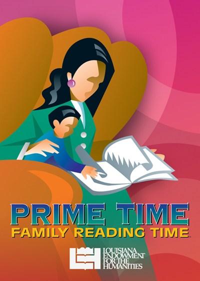 Prime Time Reading Logo