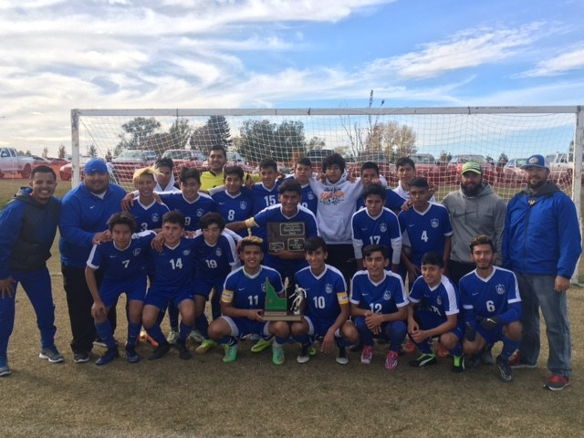 CHS Boys Soccer team places 3rd at State Tournament Thumbnail Image